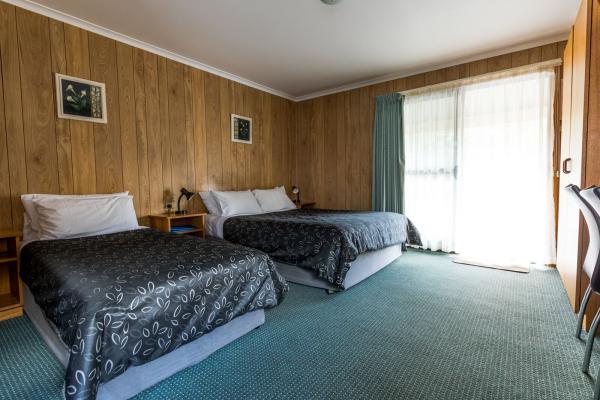 Motel Style Cabin